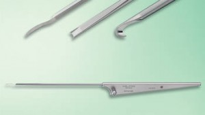 New Small Diameter Arthroscopy Knives