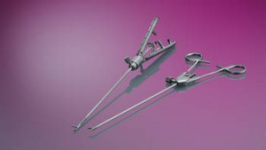 KOH and LIMA Needle Holders for Laparoscopic Pediatric Surgery